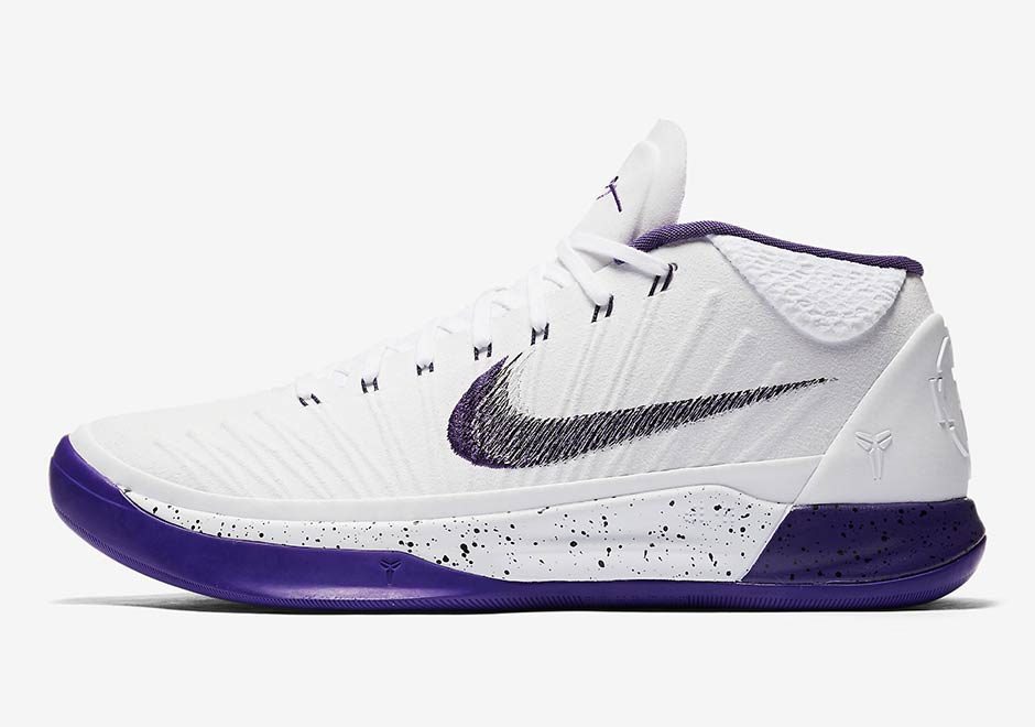 "sports shoes 42670 f488b Nike Kobe AD ""Baseline"" Releases On October 1st"