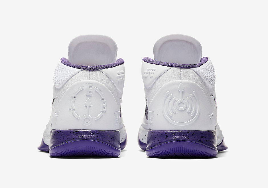 check out 512b9 572a8 Nike Kobe AD Baseline White Purple 922482-100   SneakerNews.com