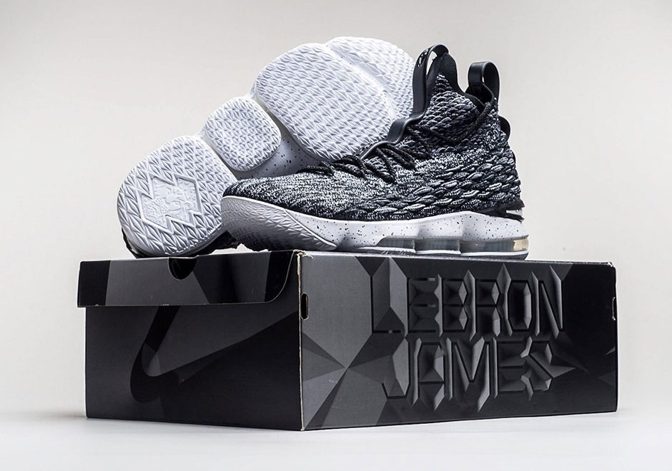 "info for b011a 7c80a Price And Release Info For The Nike LeBron 15 ""Ashes"""