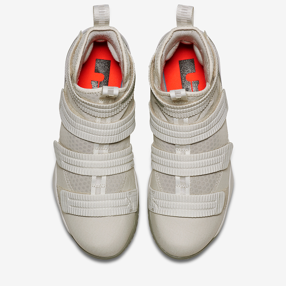 f471f796e06b Nike LeBron Soldier 11 SFG Light Bone 897647-005