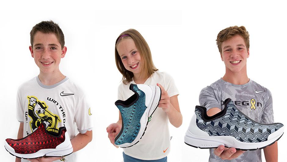 Nike Presto X Doernbecher Collection