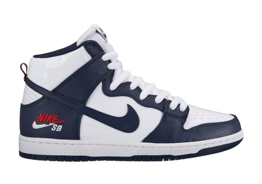 Nike SB To Feature Patriotic Logo On Upcoming Dunk Releases