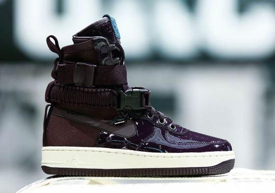 "Nike ""Force Is Female"" Pack On Display At YO'HOOD"
