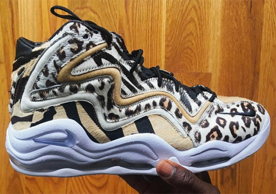 KITH To Feature A Wild Nike Air Pippen 1 As Part Of NYFW Collection