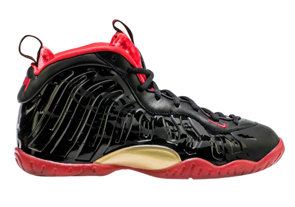 "d069ed8f5b5 Nike Little Posite One ""Vampire"" Release Date  October 13th"