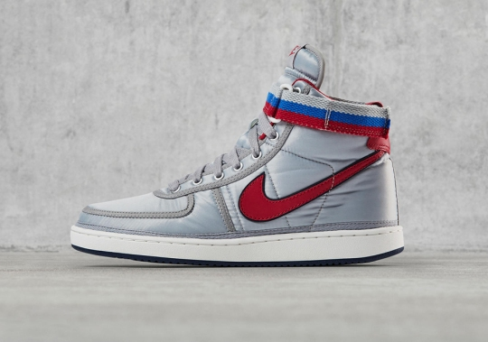 Nike Announces Global Release Date For The Original Vandal High