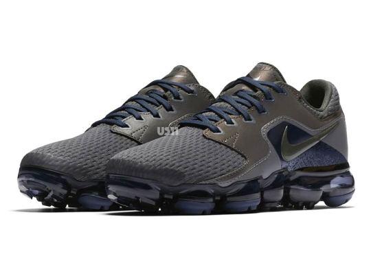 Detailed Look At The Nike Vapormax CS