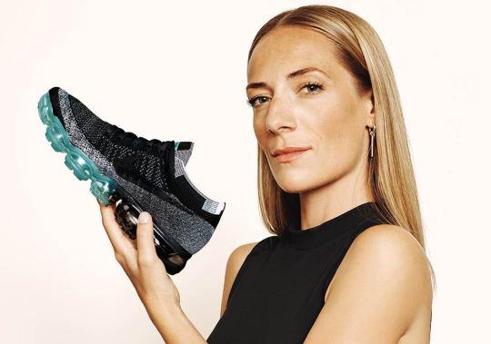 Nike Women's Designer Johanna Schneider Offers Her Take On The Vapormax For NIKEiD