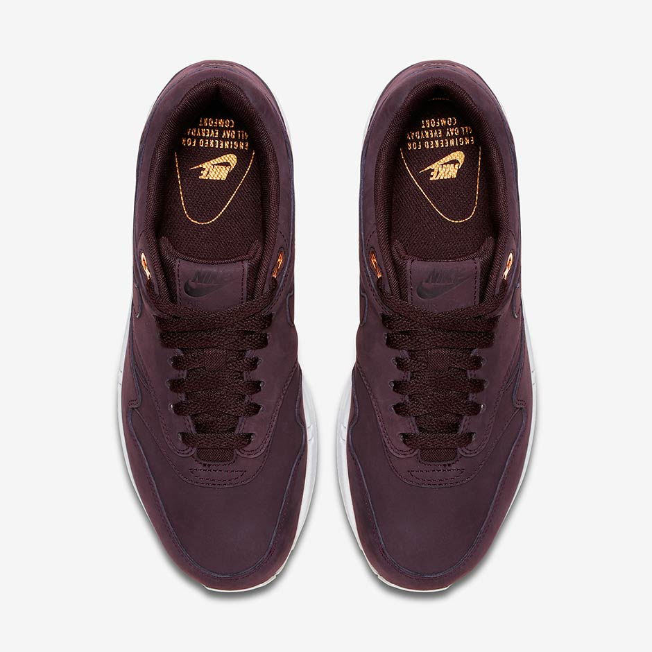 Nike Air Max 1 WMNS Premium Nubuck Beige 454746 207