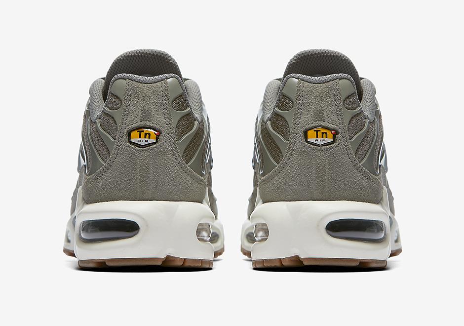 6295a8720b Nike WMNS Air Max Plus Olive Gum 605112-053 | SneakerNews.com