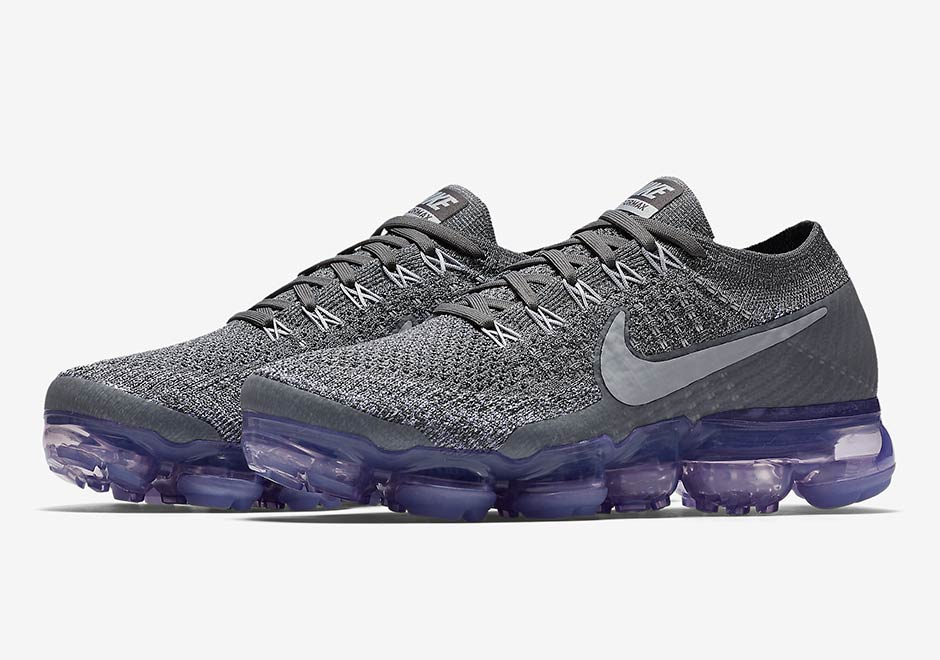 the best attitude fa22b 8cada Nike VaporMax Women's Grey Purple 849557-015 | SneakerNews.com
