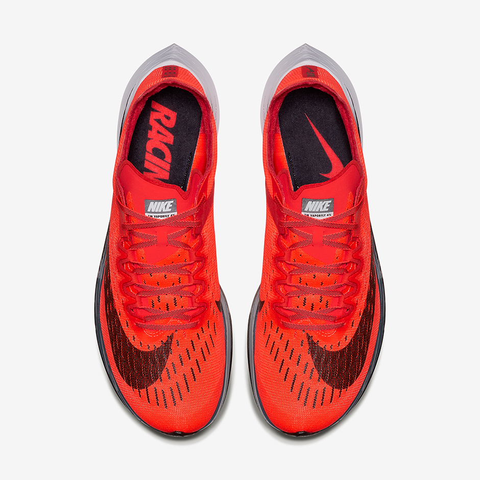 Nike Zoom VaporFly 4%  250. Color  Bright Crimson Style Code  880847-600 5e9c96540a