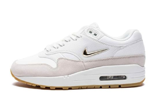 Nike Releases Women's Exclusive Colorways Of The Air Max 1 SC Jewel
