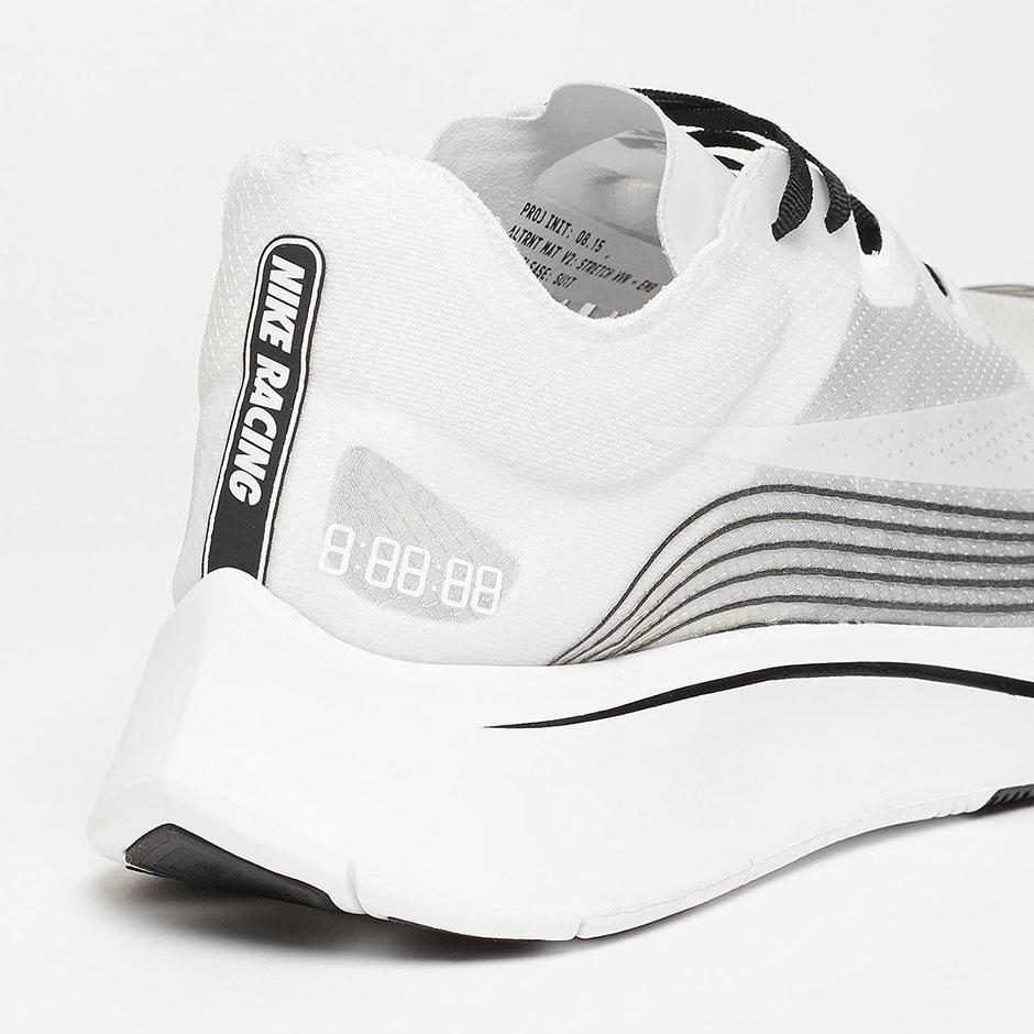 aeb4e901142b0 Nike Zoom Fly SP White Black AA3172-101
