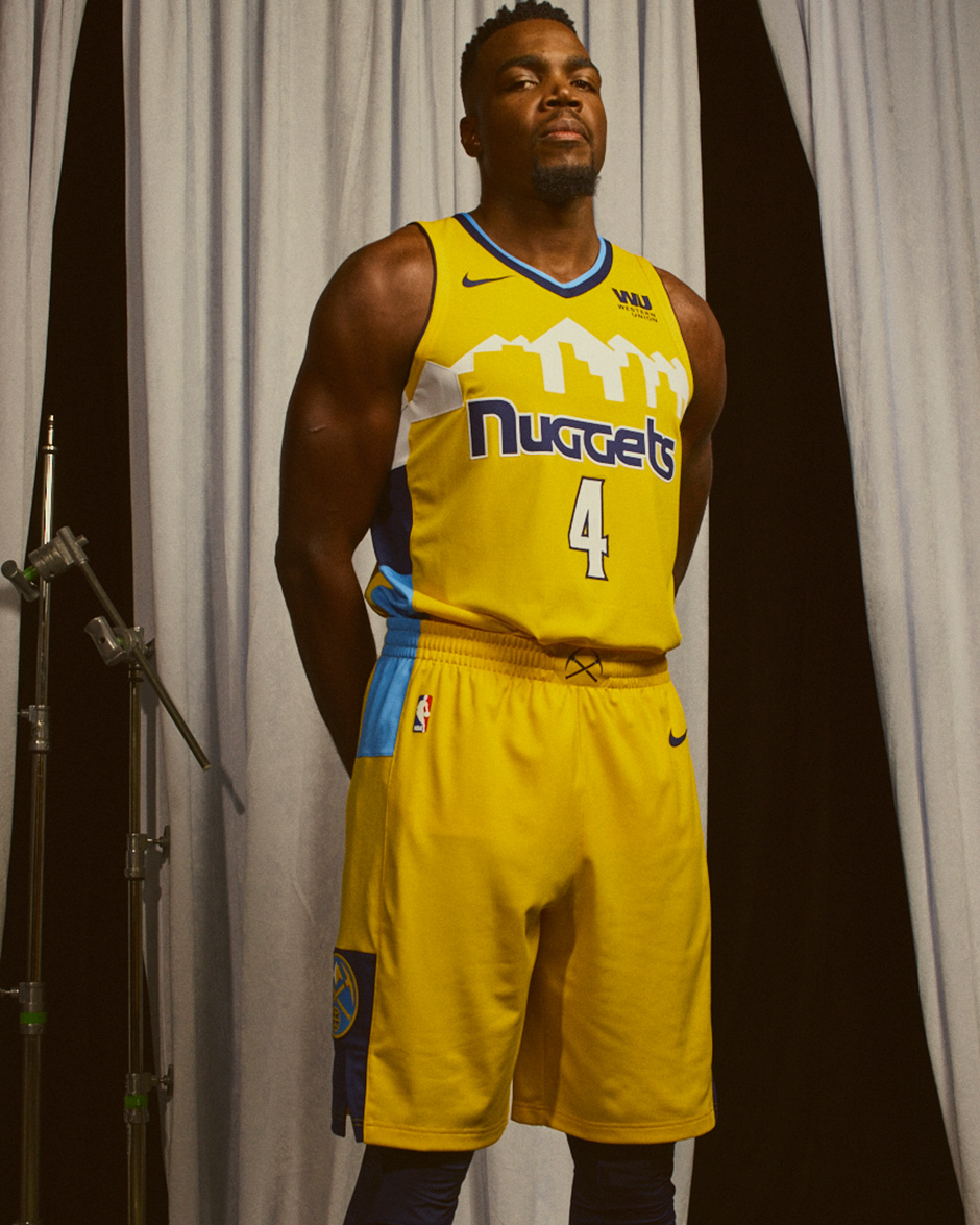 Nike Nba Nikola Jokic Denver Nuggets City: Nike NBA Jerseys Unveiled