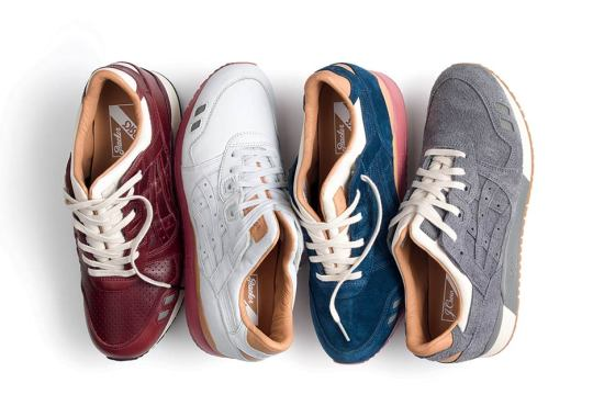 Packer Shoes Celebrates 110th Anniversary With J.Crew And The ASICS GEL-Lyte III