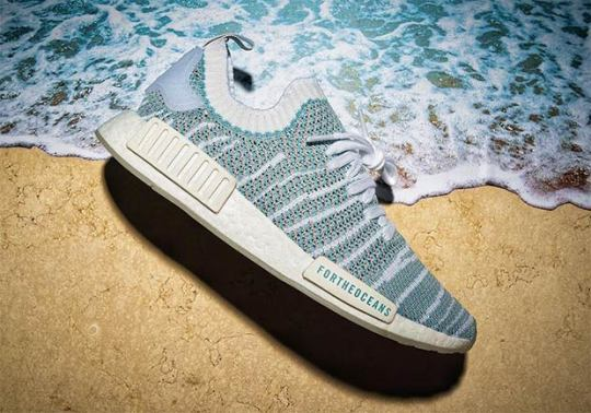 Parley For The Oceans Is Releasing An adidas NMD