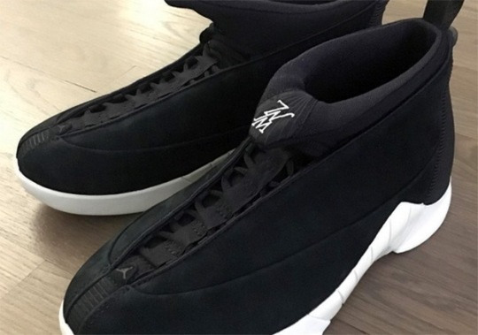 First Look At The PSNY x Air Jordan 15
