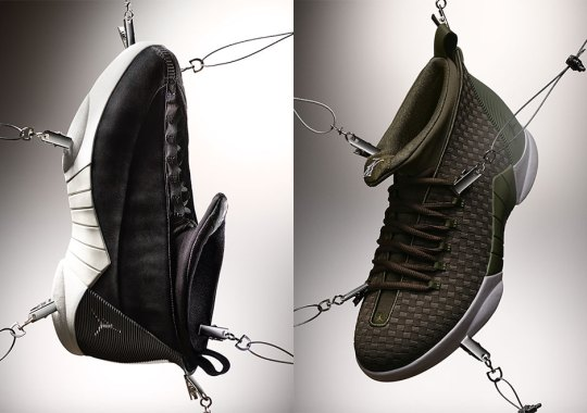 PSNY x Air Jordan 15 Releasing On September 10th