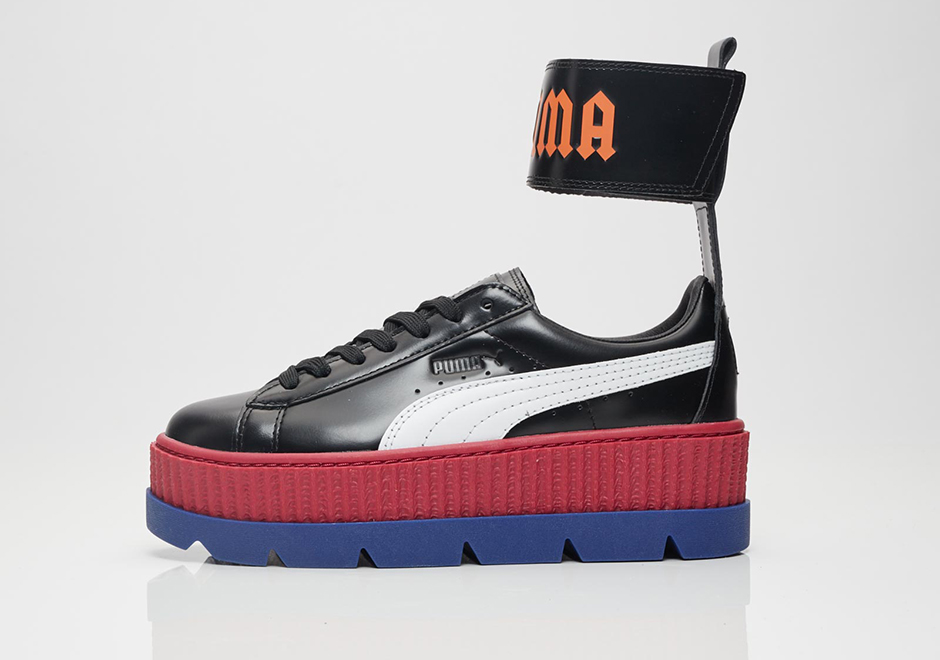 brand new ac885 161a6 Where to Buy Rihanna Puma Fenty Platform Sneaker ...