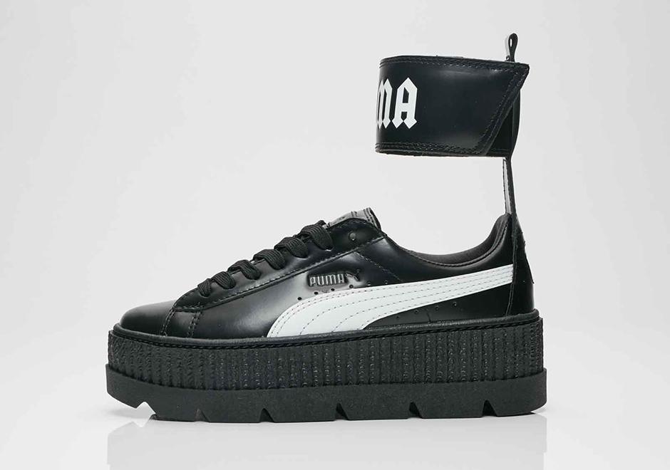 a7fef97a6394 Rihanna x Puma Fenty Ankle Strap Sneaker Release Date  September 28th