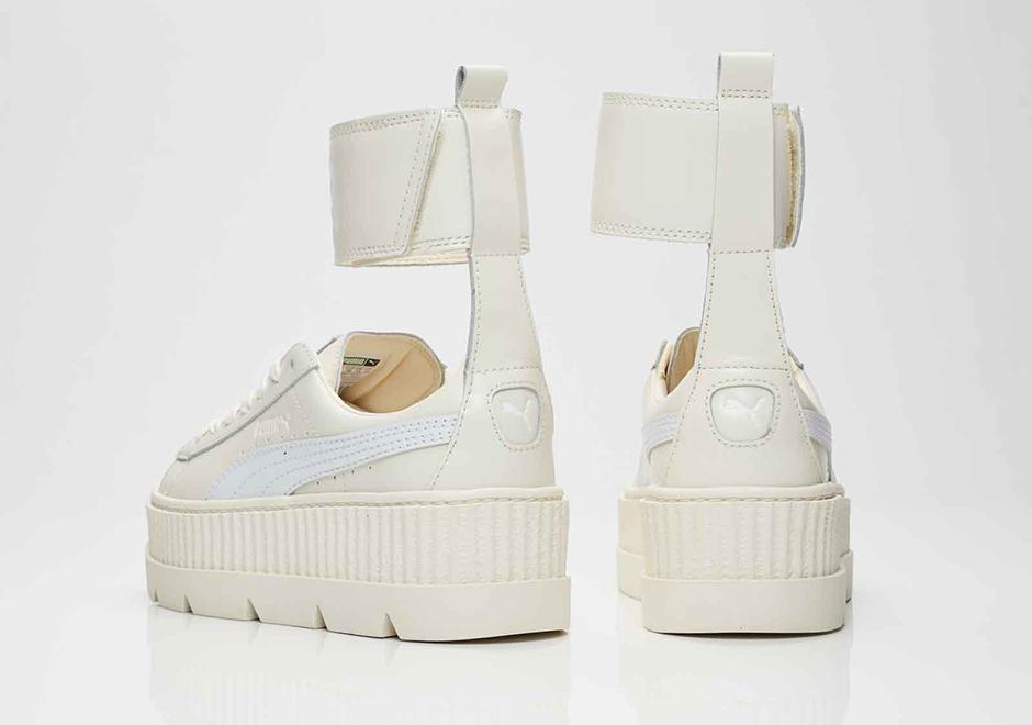 brand new 60a1a 4e09f Where to Buy Rihanna Puma Fenty Platform Sneaker ...