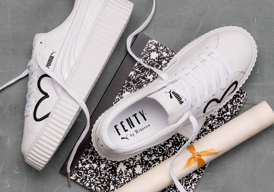 Rihanna And Puma To Release Special Fenty Creeper For The Clara Lionel Foundation