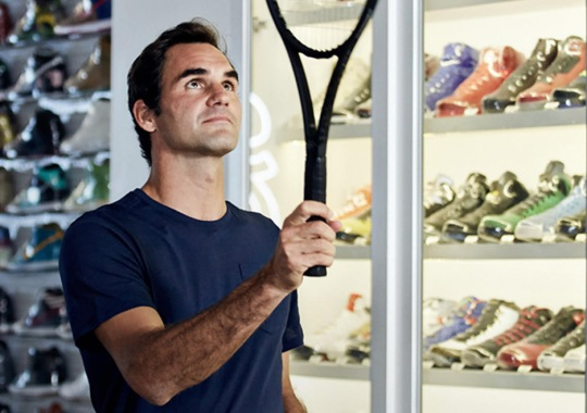 Roger Federer Says Nike Sometimes Declines His Requests For Certain Shoes