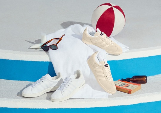 Slam Jam and United Arrows & Sons' Sneaker Exchange Keeps It Classic With No BOOST