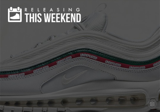 UNDFTD x Nike Air Max 97, Triple Black City Socks, And More Releasing This Weekend