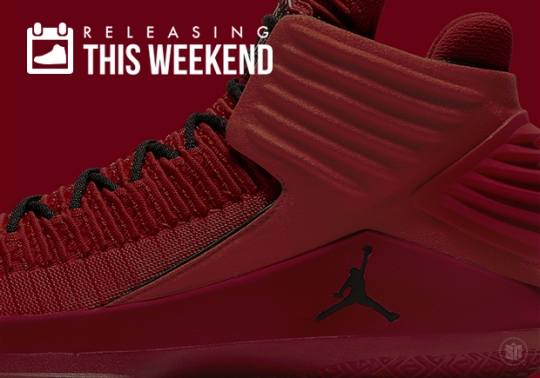 """Air Jordan 32 """"Rosso Corsa"""", Supreme x Vans, And Every Other Major Sneaker Release This Week"""