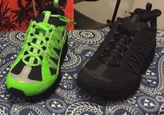 Expresión ensayo mago  Supreme Nike Air Humara FW17 924464-400 | SneakerNews.com
