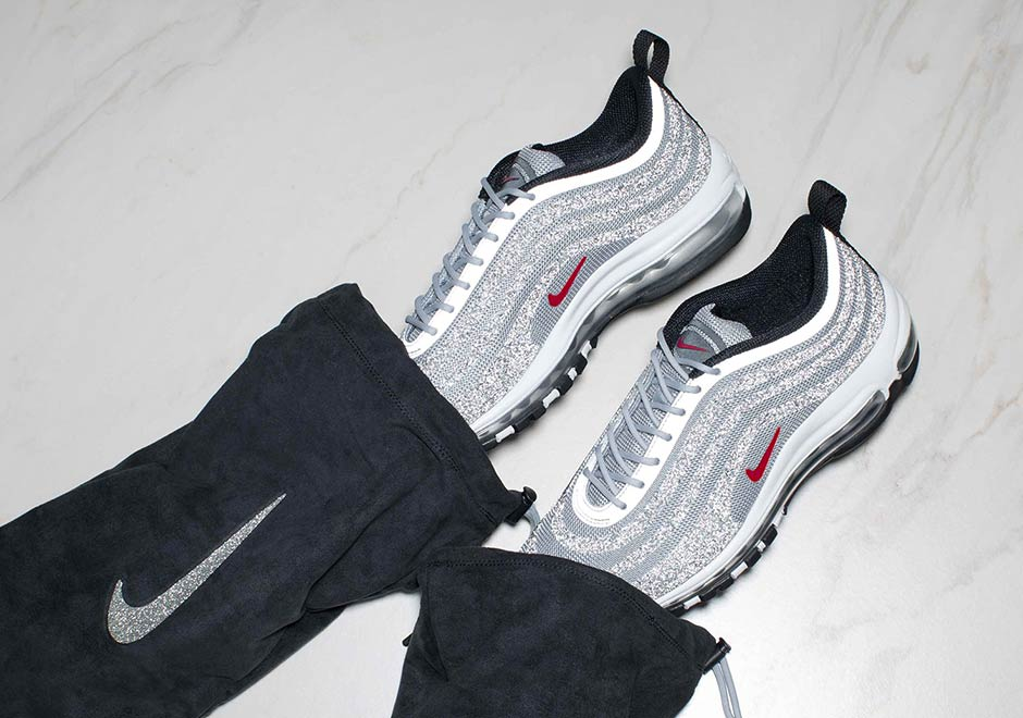 Cheap Nike Air Max 97 Silver Bullet UK 7
