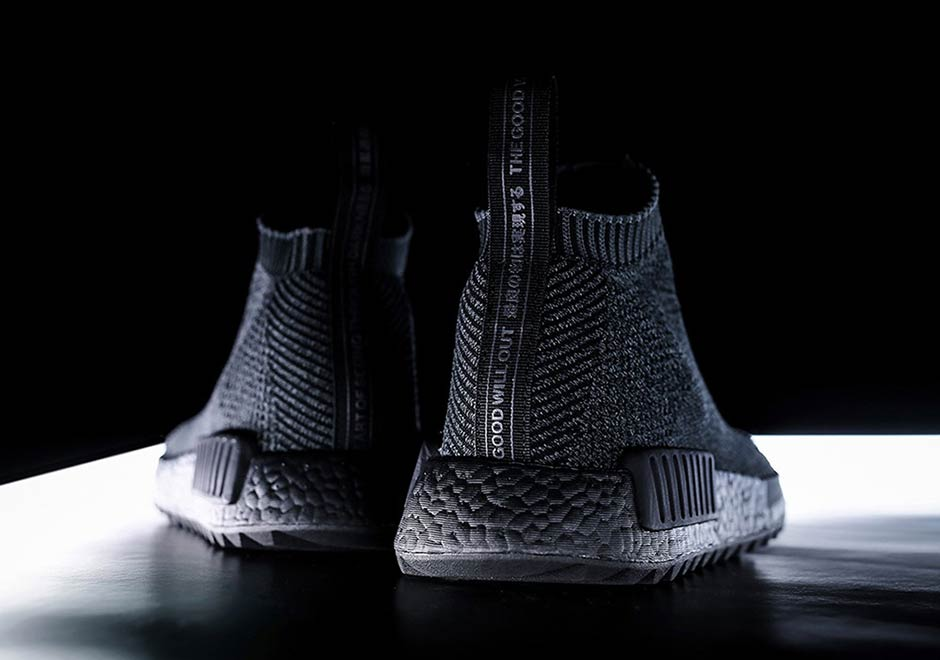 LIMITED EDITION! Adidas NMD CS1 The Good Will Out Ankoku Toshi Jutsu