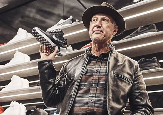 Tinker Hatfield Says The Nike HyperAdapt 2.0 Will Be A Basketball Shoe