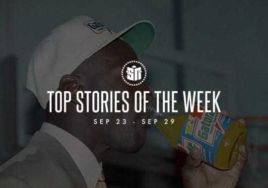 Top Stories of the Week: September 23-29