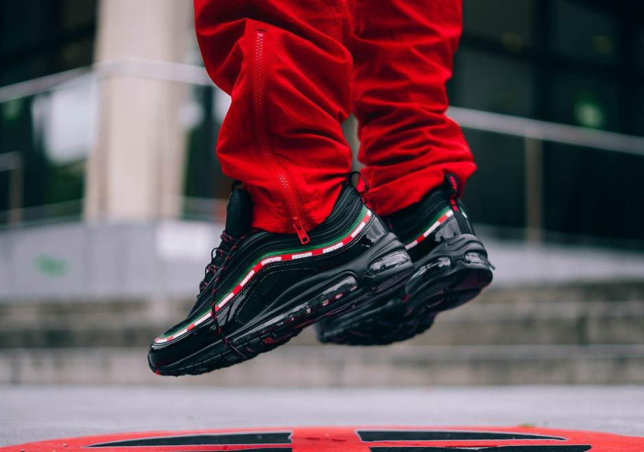 super populaire 86587 96fce UNDFTD Air Max 97 Black Europe Release Date | SneakerNews.com