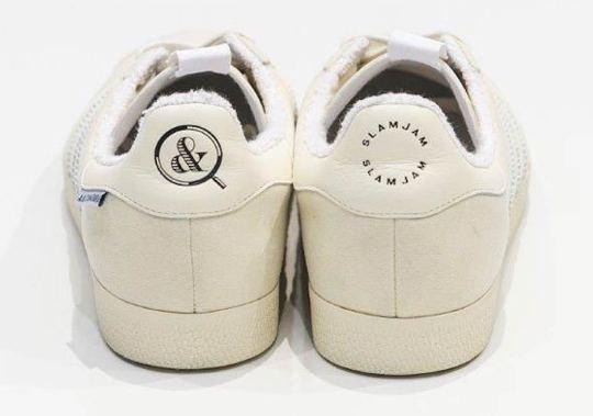 United Arrows Reveals adidas Consortium Sneaker Exchange With Slam Jam