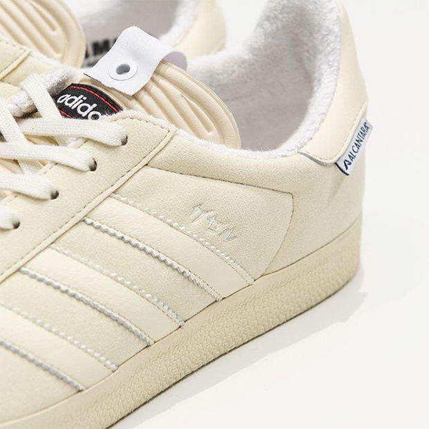 sports shoes afca8 dfb9a Until then, enjoy a look at the Gazelle and stay tuned to Sneaker News for  updates. In other adidas Consortium news, check out the upcoming all-black  NMD by ...