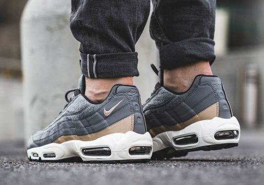 """A Complete Look At The Nike Air Max """"Wool"""" Collection"""