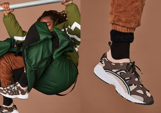 Patta and ASICS Join Forces Once Again For New Knit Version of the GEL-Mai