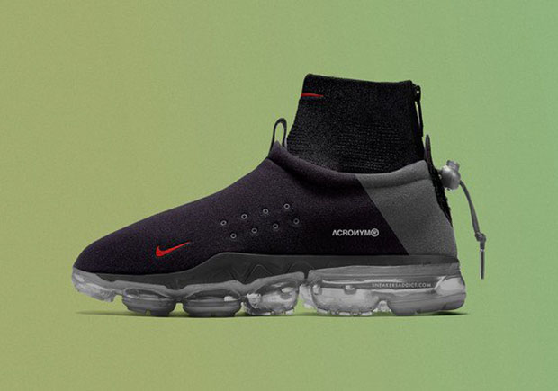 the latest 9b13e c4deb After the hit Nike Air Presto Mid by ACRONYM last year, it looks like  Errolson Hugh will be back in action with the Swoosh in 2018.
