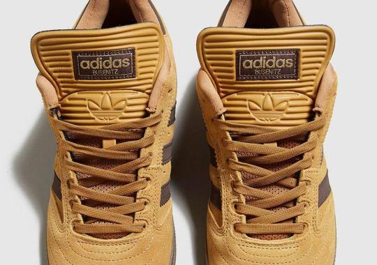 "adidas Skateboarding Goes ""Wheat"" With The Busenitz Model"
