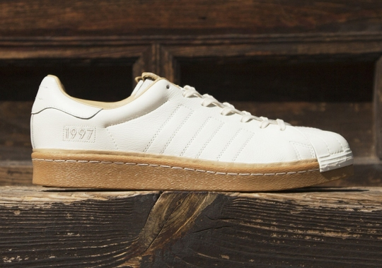 Korean Sneaker Shop Kasina Celebrates 20th Anniversary With adidas Consortium Create Superstar Boost