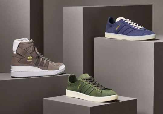 "adidas Originals Reinterprets Icons With The ""Crafted Energy"" Pack"