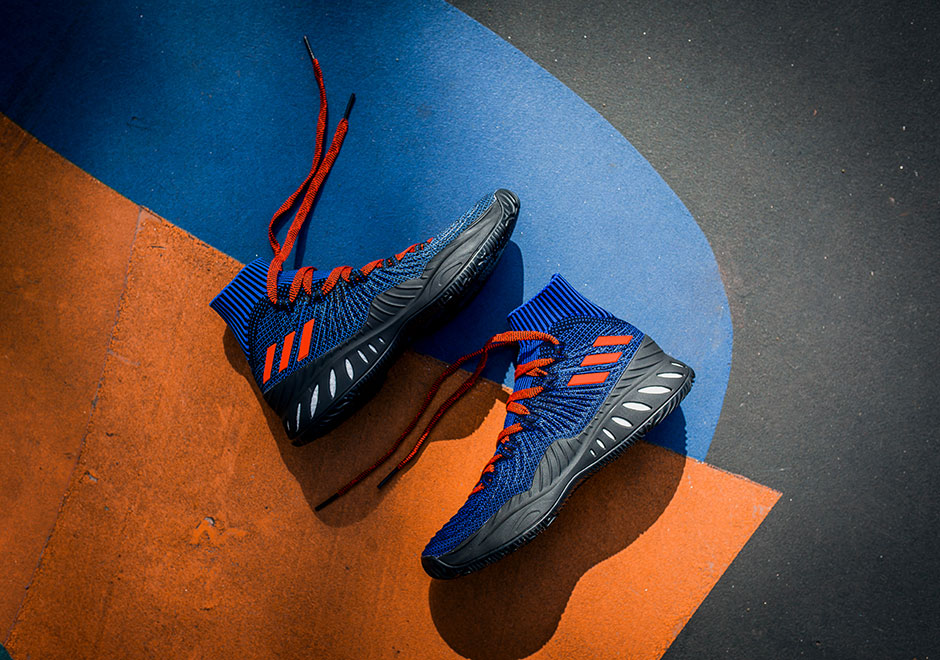 buy popular 694b5 65826 adidas Crazy Explosive 17 Kristaps Porzingis PE Release Date October  12th, 2017. Exclusively at Packer Shoes Jersey City 382 Marin Blvd.