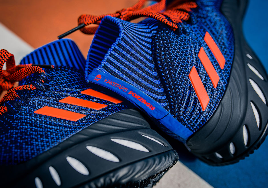 "hot sales 0884e 9a557 New York City is now Kristaps Porzingis land as the franchises ""unicorn""  is ready to usher in a new era of Knicks basketball. While a signature shoe  isnt ..."