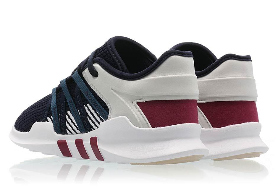 adidas originals eqt racing adv sneakers in navy