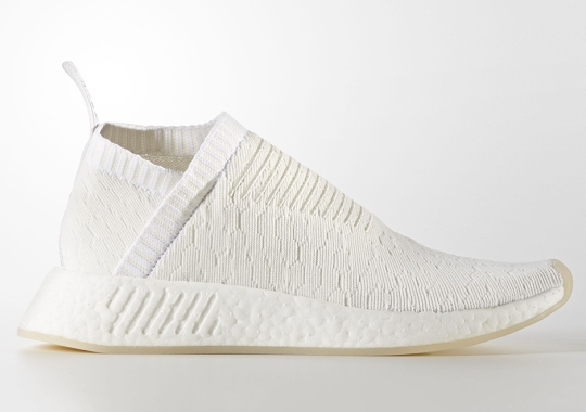 "adidas NMD CS2 ""Core White"" Releases Tomorrow In Europe"