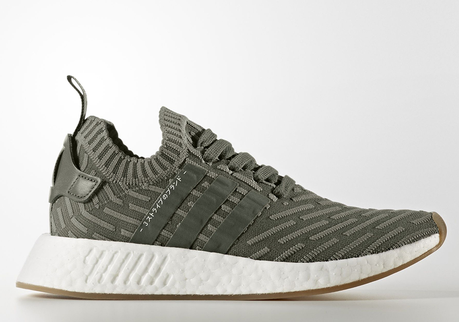 4caacf220d705 adidas NMD R2 Primeknit W Release Date  October 13